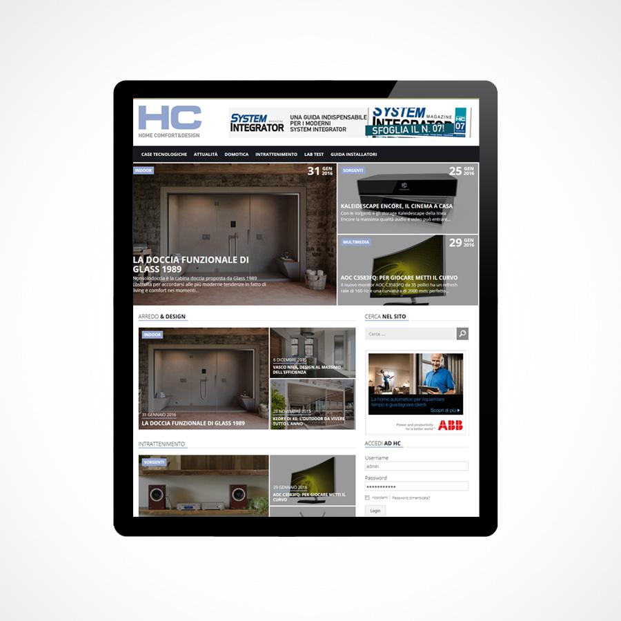 HC Home Comfort & Design