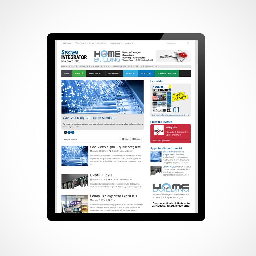 System Integrator Magazine